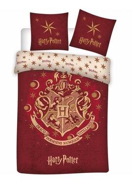 Harry Potter dekbedovertrek rood
