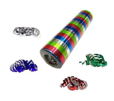 Serpentine slingers gemengde kleuren metalic