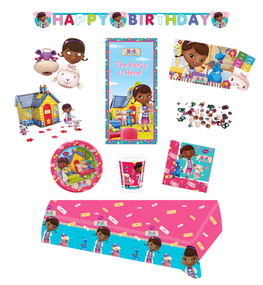 De Speelgoed Dokter feestpakket TOP - pakket voor 8 personen