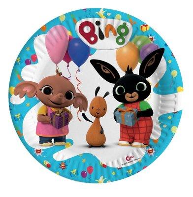Bing het konijn party bordjes Fiesta