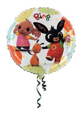 Bing het konijn folie ballon Fiesta