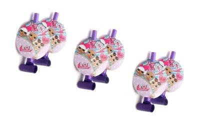 L.O.L. Surprise roltongen paars