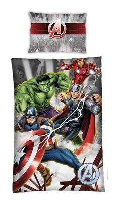 The Avengers dekbedovertrek Big A