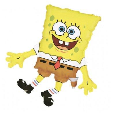 Spongebob mini shape folie ballon