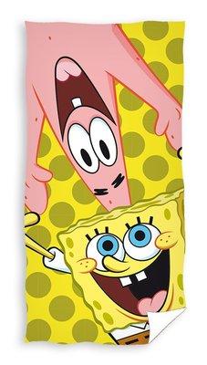Spongebob badlaken - strandlaken