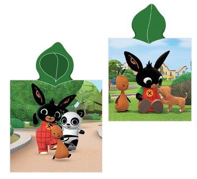 Bing het konijn poncho 50x115cm