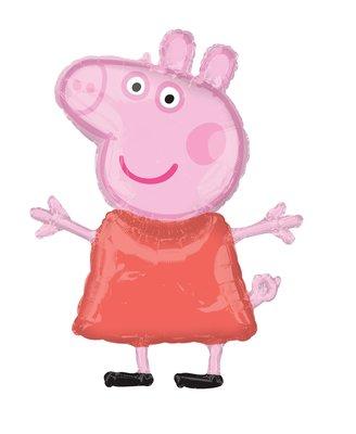 Peppa Pig folie ballon Shape 2021