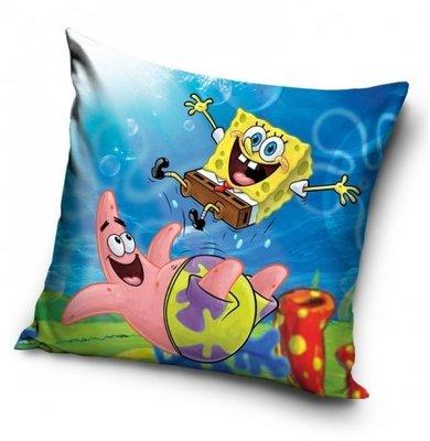 Spongebob sierkussen met Patrick gevuld