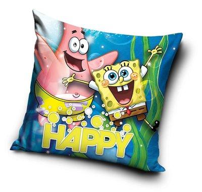 Spongebob sierkussen met Patrick gevuld Happy