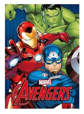 The Avengers fleece deken