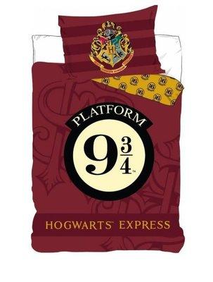 Harry Potter dekbedovertrek Hogwart Express
