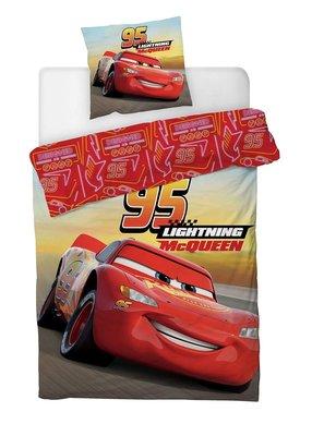 Disney Cars dekbedovertrek Mc Queen 95 140x200cm