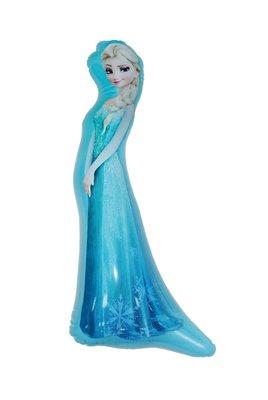 Disney Frozen opblaasbaar Elsa figuur 55cm