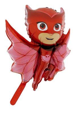 PJ Masks folie ballon Owlette Shape 37cm