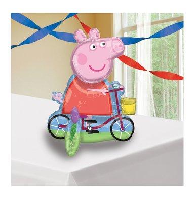 Peppa Pig folie tafel ballon 3D Shape
