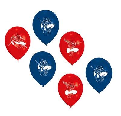 Spiderman ballonnen webslinger