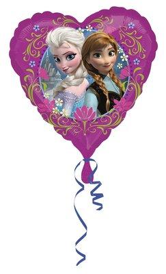 Disney Frozen folie ballon Hart