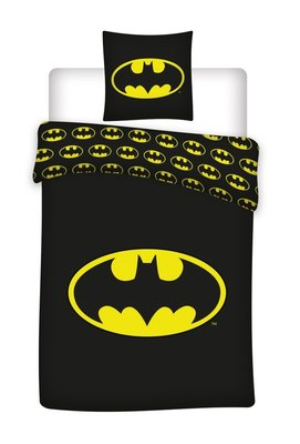 Batman dekbedovertrek 140x200cm Logo