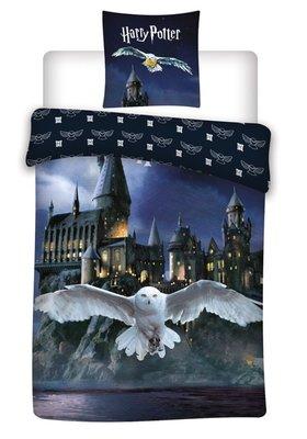 Harry Potter dekbedovertrek 140x200cm Hedwig