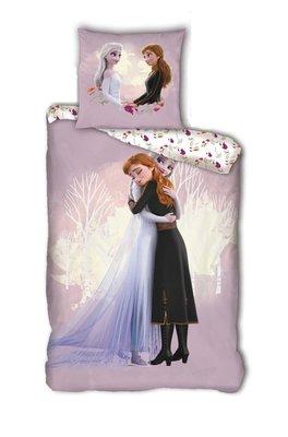 Disney Frozen 2 dekbedovertrek Friends 140x200cm