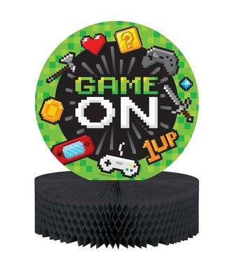 Gaming tafel decoratie centerpiece