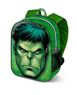 The Avengers rugzak The Hulk met 3D voorkant