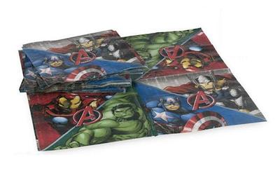 The Avengers servetten II