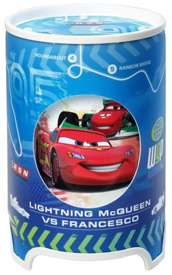 Disney Cars tube nachtlamp