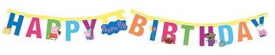 Peppa Pig HAPPY BIRTHDAY slinger 143cm