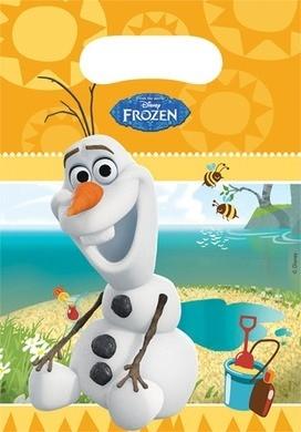 Disney Frozen Olaf uitdeelzakjes