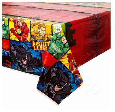 Justice League tafelkleed