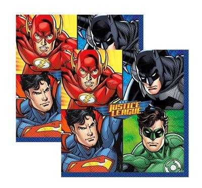 Justice League servetten