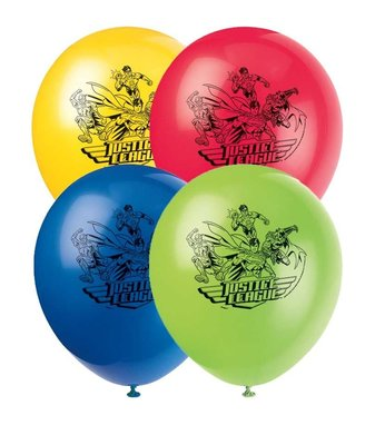 Justice League feest ballonnen