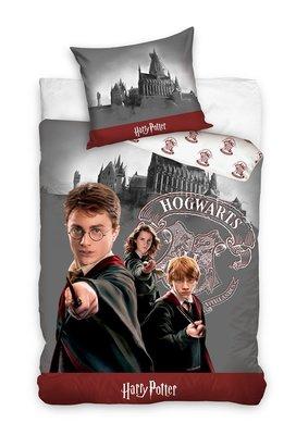 Harry Potter dekbedovertrek 140x200cm Hogwarts