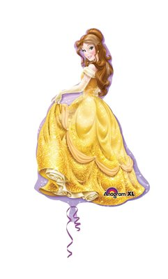 Disney Princess Belle folie ballon shape