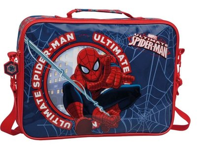 Spiderman schouder- boekentas
