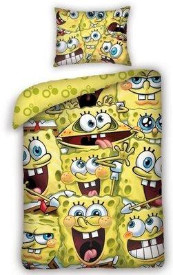 Spongebob dekbedovertrek Smile