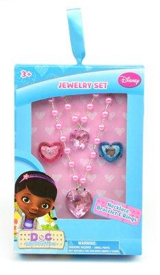 De Speelgoed dokter accessoires set diamonds and pearls