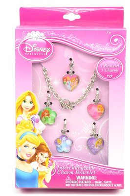 Disney Princess metalen bedel armband
