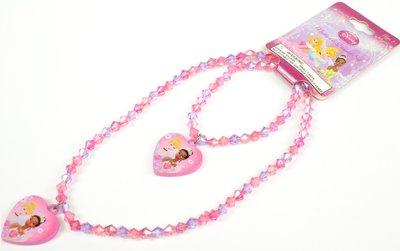 Disney Princess ketting met een armband set