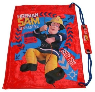 Brandweerman Sam zwemtas
