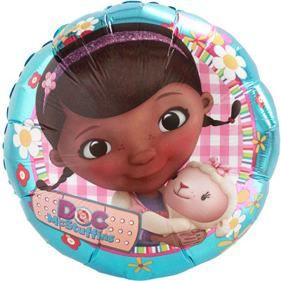 De Speelgoed Dokter foil ballon