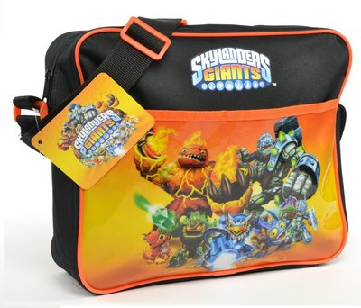 Skylanders GIANTS schoudertas