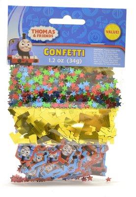 Thomas de Trein confetti