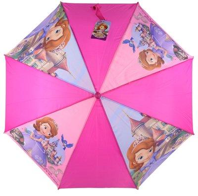 Sofia het Prinsesje paraplu roze