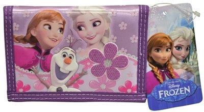 Disney Frozen portemonnee Flowers