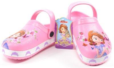 Sofia het Prinsesje zomer klompen