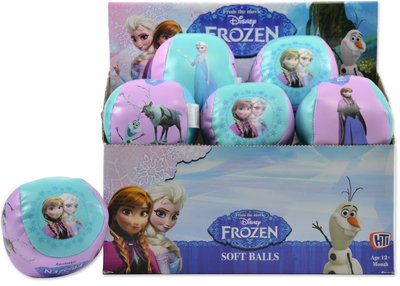 Disney Frozen 8cm soft bal