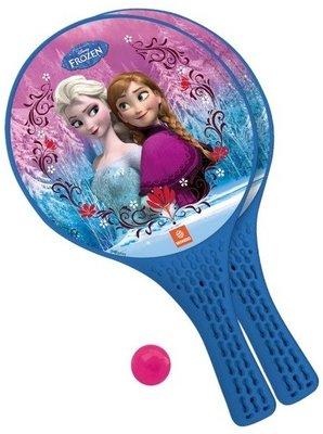 Disney Frozen strand tennis set