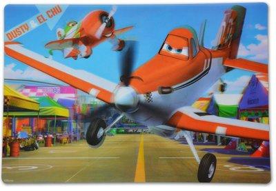 Disney Planes 3D placemat